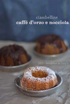 CIAMBELLINE DI CAFFÈ E NOCCIOLA