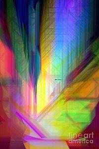 Digital Art - Abstract 9590 by Rafael Salazar