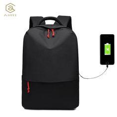 06d96d6dc2c Find More Backpacks Information about AHRI 2017 New Design brand men  backpack anti theft External USB