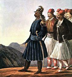 Eugene Peytier (1793-1863)-Θεόδωρος Κολοκοτρώνης