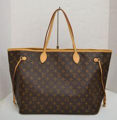 9bf47744499f Louis Vuitton Monogram Neverfull GM (A2) - Keeks Buy + Sell Designer  Handbags