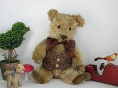 Willy-Nilly a C1950 Chiltern Old bear