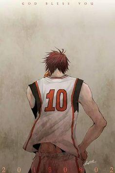 kuroko no basket and kagami taiga image