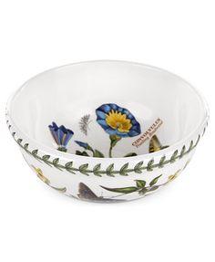 Portmeirion Dinnerware Botanic Garden Fruit Bowl  sc 1 st  Pinterest & Portmeirion Serveware Botanic Hummingbird Figural Collection ...