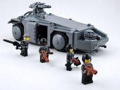 Lego Aliens Colonial Marines APC