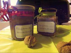 Recette Autre : Confiture banane et noix caramélisées par Noinnounette
