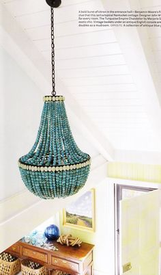 Love this chandelier, perfect for a boho bedroom. i would love to do a DIY version..