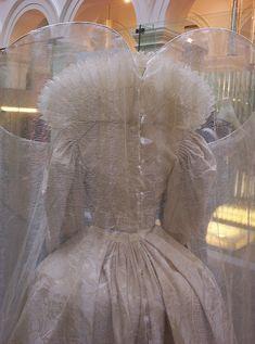 "From ""Elizabeth: The Golden Age"" (2007) worn by Cate Blanchett as Queen Elizabeth I design by Alexandra Byrne"