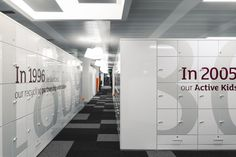 Sainsbury's Office by PWW - Office Snapshots