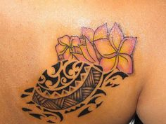 Tribal tattoos are one of the most popular tattoo styles in the world. Learn about tribal tattoos, tribal tattoo meanings, tribal tattoo ideas, and view tribal tattoo designs. Hawaiian Tattoo Meanings, Hawaiian Turtle Tattoos, Tribal Turtle Tattoos, Turtle Tattoo Designs, Cool Tribal Tattoos, Polynesian Tattoo Designs, Maori Tattoo Designs, Maori Tattoos, Samoan Tattoo