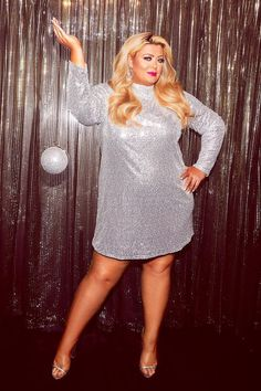 Want cute plus size clothing? Step into the world of boohoo to find plus size dresses, tops, pants and so much more. Plus Size Outfits, Trendy Outfits, Curves Clothing, Trendy Clothing, Gemma Collins, Curvy Girl Fashion, Fashion Women, High Fashion, Women's Fashion