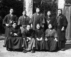 Shirata Rinjiro, Second row standing middle