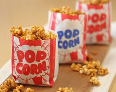 Gotta remember to make a bunch of carmel corn for when we go down to the river to watch fireworks!