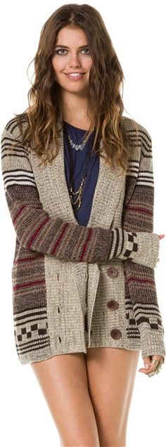 O'NEILL DEER LODGE SWEATER   http://www.swell.com/ONEILL-DEER-LODGE-SWEATER?cs=SN