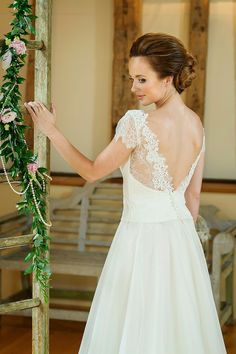 Lara B Bridal Couture allow you to design a wedding dress from bridal separates…