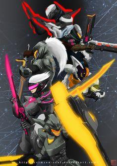 League of Legends - Team Project Titleby Crimson-Seal