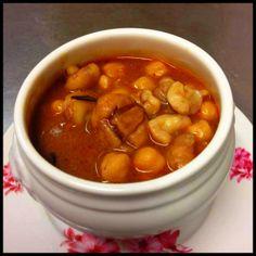 Zuppa di ceci e castagne  #food #Viterbo #roma #italia #tuscia http://www.ristorantetrere.com/