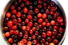 Cranberries aren't just for Thanksgiving! The 20 best health benefits of adding cranberries to your diet.