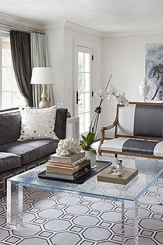 Great Art Deco Living Room