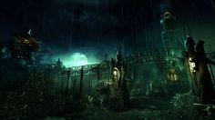 Batman Arkham Asylum - Arkham Asylum