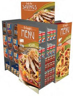 Meal Solutions Full Pallet Display - ConAgra Foods Large-Solution-installation.jpg (387×506) Source: http://www.visualise.ie/