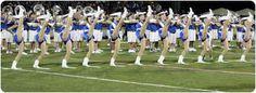 Anderson High School Trojan Belles