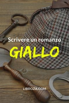 Scrivere un romanzo giallo - la guida definitiva - Libroza.com Writing A Book, Writing Tips, Writing Prompts, Writing Characters, More Than Words, Creative Writing, Book Lovers, Storytelling, Study