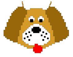 Håndarbejde-Hækle-Hagesmæk Knitting Charts, Crochet Baby, Irene, Baby Favors, Baby Knitting, Threading, Pet Dogs, Creative, Crochet For Baby