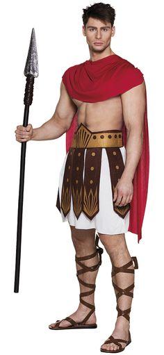 Spartalaisen keihäs.