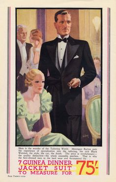 she looked away. her attitude seemed to suggest that she had finished with him, and would be obliged if somebody would come and sweep him up ― p.g. Wodehouse   montague burton catalogue 1934