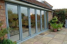 Aluminium bifold doors | Trade supplier | Bifold Network
