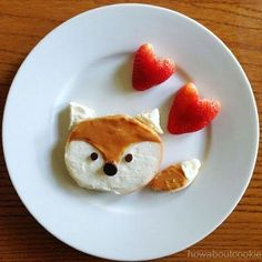 50+ Kids Food Art Lunches - Little Foxy
