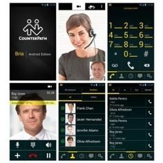 Bria Android Edition is a highly secure, standards-based mobile VoIP softphone that works over both 3G and Wi-Fi networks.  Using the devi...