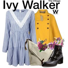 Inspired by Bryce Dallas Howard as Ivy Walker in 2004's The Village