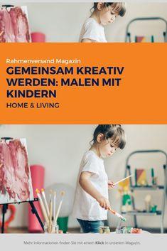 """""""Baby-Blau"""" und """"Schweinchen-Rosa"""" gehören der Vergangenheit an. Wir zeigen Ihnen, wie eine kreative und moderne Wandgestaltung im Kinderzimmer aussehen kann – auch ohne aufwendig zu streichen."""