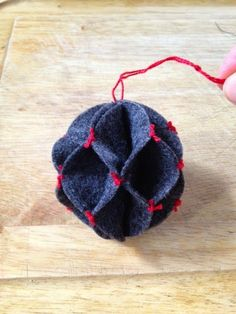 Handmade Christmas Ornaments... (via Bloglovin.com )