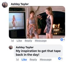 Who watched ? Buns of Steel 3 was the workout and is still available Ashley Taylor, Buns Of Steel, Clueless, Back In The Day, How To Get, Workout, Inspiration, Biblical Inspiration, Work Out