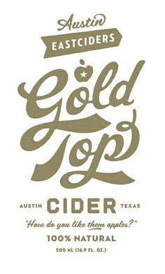 Austin Eastciders label 2 | Flickr - Photo Sharing!