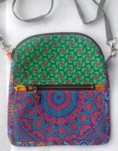 Helgé original hand made fabric wallets Fabric Wallet, Sling Bags, Handmade Products, Vera Bradley Backpack, South Africa, Wallets, Michael Kors, Hands, Backpacks