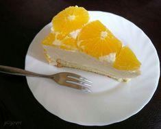 Tort cu portocale Cheese, Tableware, Food, Dinnerware, Tablewares, Essen, Meals, Dishes, Place Settings