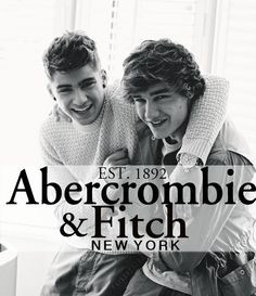 love abercrombie and fitch because sooner or later ONE DIRECTION will be modeling for it!!!:)