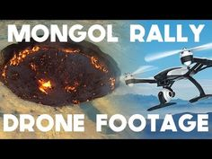 Mongol Rally Drone Footage - Yuneec Q500 Typhoon