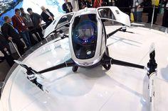 Veículo será pilotado a partir de um centro de controle e permitirá viagens de até 50 km