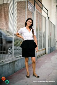 Buenos Aires / Argentina Street Style > Society Style