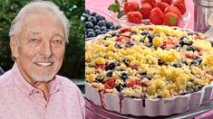 Karel Gott, Biscuits, Gluten, Ham, Cake Recipes, Valspar, Good Food, Food And Drink, Cooking Recipes