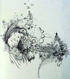 Biro Art, Graphic Art