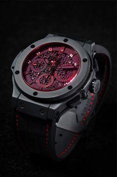 Jet Li limited-edition Hublot timepiece