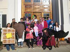 Halloween Costume Contest at #TBA!