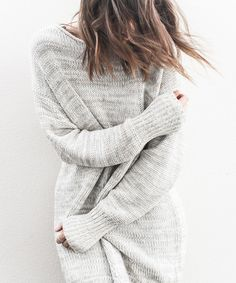 c324b7bd6a Kaitlyn Ham is wearing an oversized knit jumper from Acne Studios Oversized  Sweaters