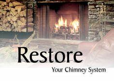 Restore your chimney with Nashville Fireplace & Chimney  www.nashvillechimneysweep.net